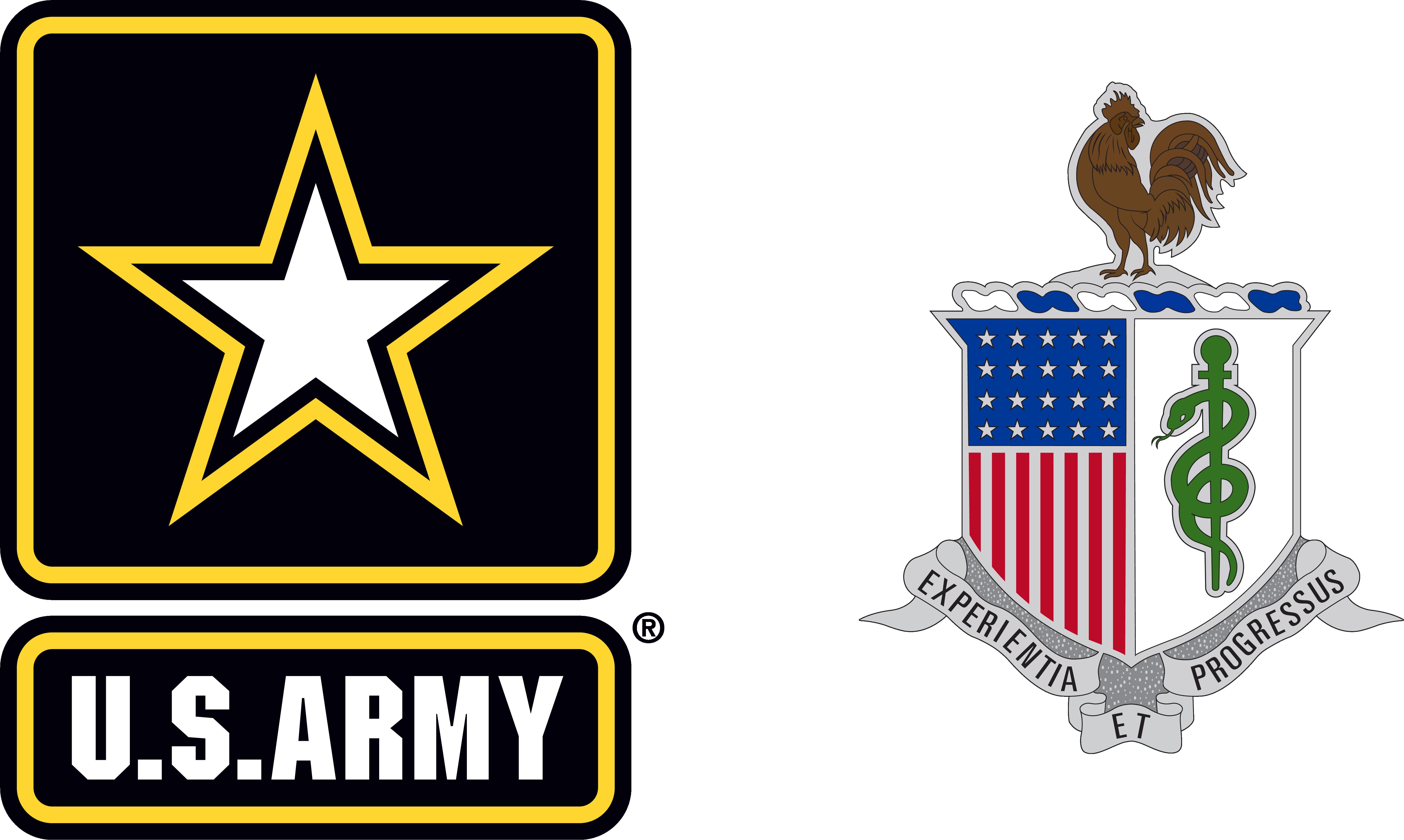 Army Medical Recruiting 🌐 Logo